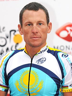 Lance Armstrong Starts Strong in Tour de France Comeback