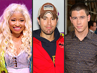 Idol Chatter: Nicki Minaj & Enrique Iglesias to Be Judges? | Enrique Iglesias, Enrique Iglesias, Nicki Minaj