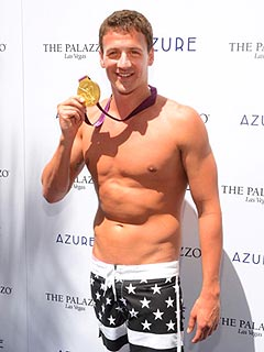 Ryan Lochte 'Always Looking' for the Perfect Girl