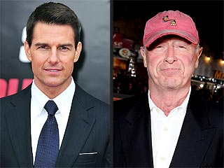 Tom Cruise Calls Tony Scott a &#39;Creative Visionary&#39;