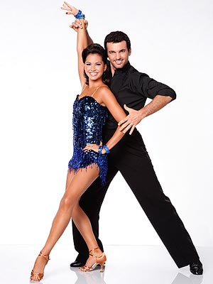 Dancing with the Stars: Tony Dovolani & Melissa Rycroft's Big Night