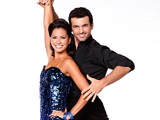 Tony & Melissa Hit Their Stride on Dancing | Melissa Rycroft, Tony Dovolani