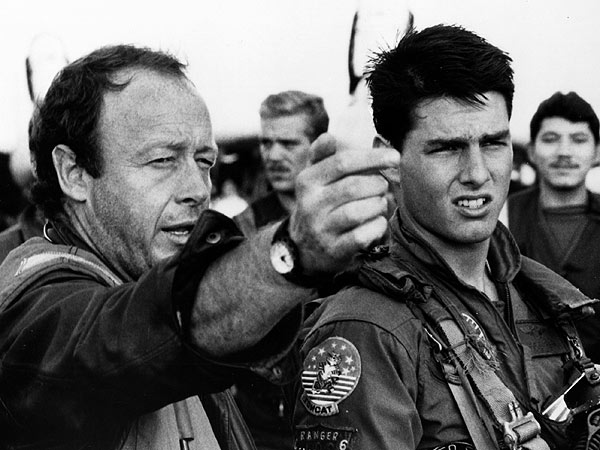 Top Gun Director Tony Scott Leaps to Death from Bridge| Death, Beverly Hills Cop II, Days of Thunder, Gladiator, Top Gun, The Good Wife, Denzel Washington, Ridley Scott, Tony Scott, Actor Class