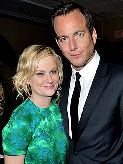 Amy Poehler and Will Arnett Separate