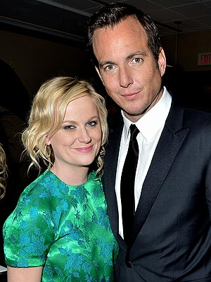 Amy Poehler, Will Arnett Separate