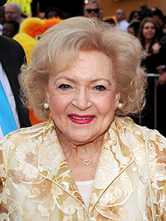 Betty White Felled By Flu, Is 'On the Mend' | Betty White