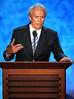 Clint Eastwood Slams President Obama, Staff Pushes Right Back