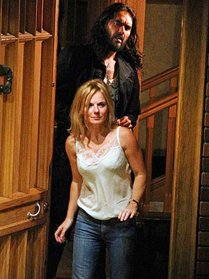 Russell Brand and Geri Halliwell Dating?