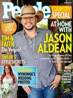 Jason Aldean Shares His Favorite Moment as a Dad