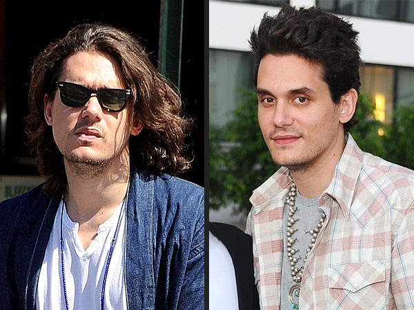 John Mayer Short Hair