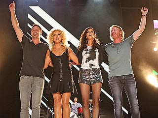 Little Big Town Reveals Their Go-To Tunes for Rockin' and Romance | Little Big Town