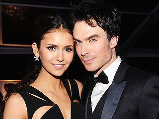 Vampire Diaries Costars Ian Somerhalder and Nina Dobrev Split | Ian Somerhalder, Nina Dobrev