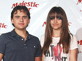 Prince Michael Jackson Cancels TV Appearance After Paris's Hospitalization | Paris Jackson