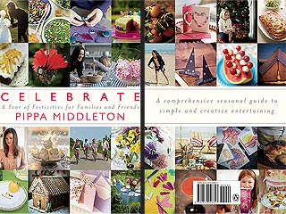 FIRST LOOK: Pippa Middleton&#39;s Book Cover | Pippa Middleton