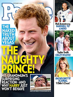 Prince Harry Hard-Partying Ways Defended by the Palace