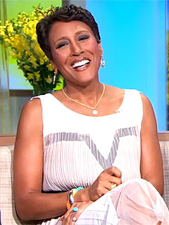 Robin Roberts Resting at Home Before Bone-Marrow Transplant | Robin Roberts