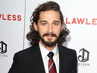 Shia LaBeouf Strips and Trips in New Film Roles | Shia LaBeouf