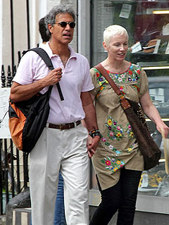 Annie Lennox Marries for a Third Time | Annie Lennox