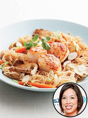 Cook Like a MasterChef Finalist: Christine Ha's Noodle Recipe
