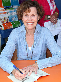 Judy Blume Diagnosed With Breast Cancer | Judy Blume