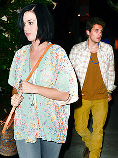 Katy Perry and John Mayer Step Out Together ... Again | John Mayer, Katy Perry