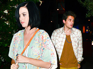 Katy Perry & John Mayer Go to a Strip Club in Vegas | John Mayer, Katy Perry