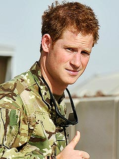 Prince Harry Calls His Family from Afghanistan | Prince Harry