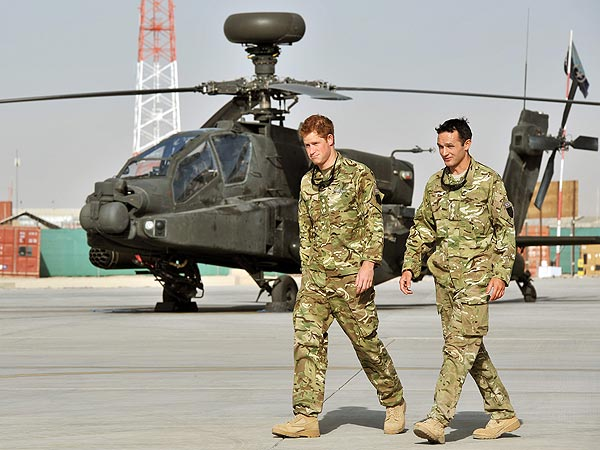 Prince Harry Returns to War in Afghanistan| The British Royals, Prince Harry