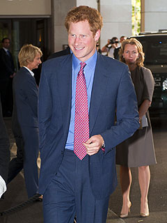 Prince Harry Coming Back to the U.S. in May | Prince Harry