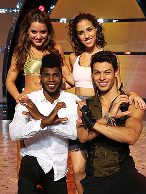 So You Think You Can Dance Reveals Top Four