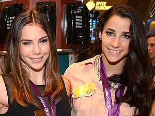 McKayla Maroney & Aly Raisman Injured