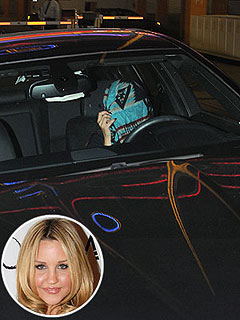 PHOTO: Amanda Bynes Driving with a Suspended License? | Amanda Bynes