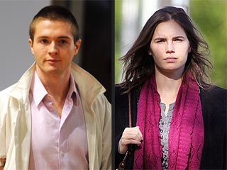 Amanda Knox's Ex-Boyfriend Distancing Himself from Her for Future Trial | Amanda Knox