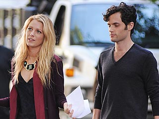 What Blake Lively's Ex Thinks About Her Surprise Wedding | Blake Lively, Penn Badgley