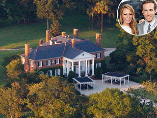 See the (Romantic) Site of Blake Lively & Ryan Reynolds&#39;s Wedding | Blake Lively, Ryan Reynolds