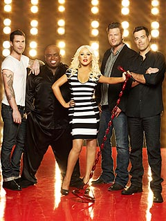 Christina Aguilera Makes a Tough Cut – and Steals! – on The Voice