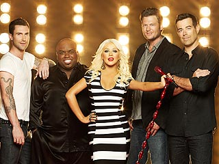 The Voice: Blake Shelton Stages a Country Showdown