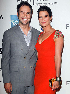 Cobie Smulders Married to Taran Killam
