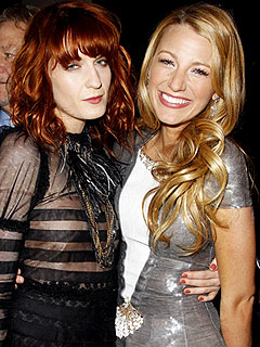 Inside Blake Lively & Florence Welch&#39;s Fashionable Friendship | Blake Lively, Florence Welch