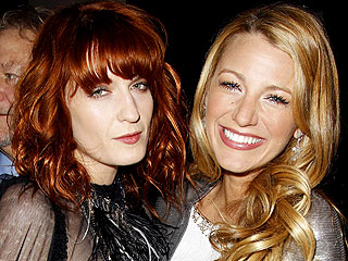 Inside Blake Lively & Florence Welch's Fashionable Friendship | Blake Lively, Florence Welch