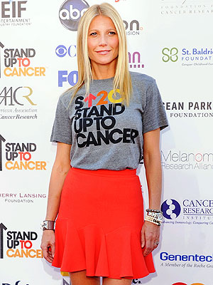 Stand Up to Cancer: Gwyneth Paltrow Talks About Late Dad Bruce Paltrow