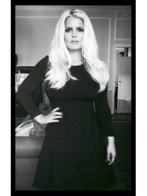 Jessica Simpson Reveals Post-Baby Body on Katie Couric's New Show, Katie