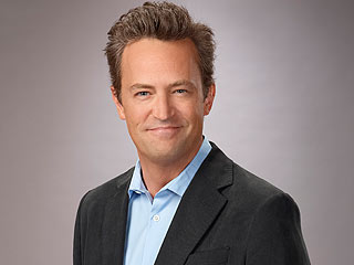 Matthew Perry Is No Stranger to Group Therapy