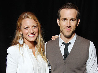 Blake Lively Has On-Set Wedding Celebration | Blake Lively, Ryan Reynolds