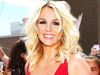 Britney Is a 'Little Nervous' About First Live X Factor Show | Britney Spears