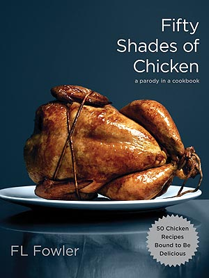 """Fifty Shades of Grey"" Inspires a Naughty Cookbook"