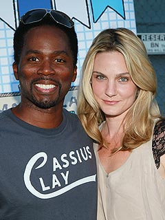 Harold Perrineau Third Child on Way