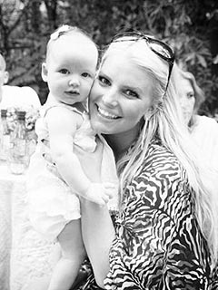 Cute! Jessica Simpson Shares New Pictures of Baby Maxwell | Jessica Simpson