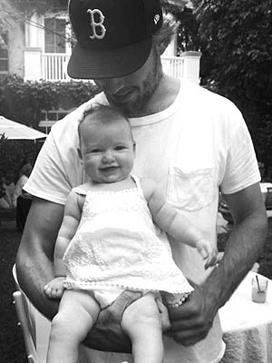 Jessica Simpson Shows Off Baby Maxwell on Fianc&#233;&#39;s Birthday| Babies, Couples, Eric Johnson, Jessica Simpson
