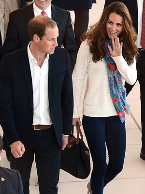 Kate Middleton & Prince William Asia Tour Ends